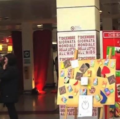 Giornata mondiale della lotta all' aids 2009